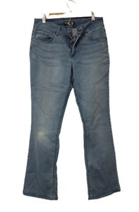 Riders Lee Women's Jeans Mid Rise Boot Cut 12M